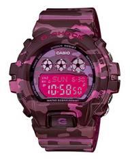 CASIO G-SHOCK カシオ GMD-S6900CF-4 カモフラ 腕時計