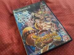 PS2☆ONE PIECEグランドバトル3☆ワンピース.状態良い♪格闘ゲーム。