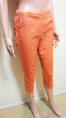 UNIQLO…大きめLオレンジのデニンス☆3点で即落☆