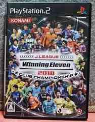 [送料無料] PS2/Jリーグウイニングイレブン2010クラブチャンピオンシップ