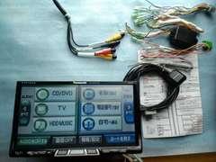 ☆ストラーダ 一体型(2DIN) HDDナビ CN-HDS635D 地図最新