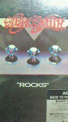 エアロスミスロックス限定紙ジャケ新品ロック史超名盤エアロのとどめ