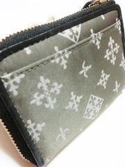ラシット/russet モノグラム柄小銭入れ財布