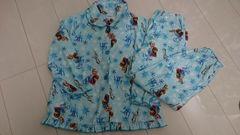 (120)アナ雪の長袖パジャマ