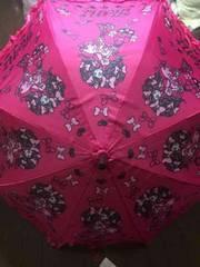 RONI 非売品 総柄傘 ピンク