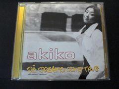 AKIKO CD DA DREAMS COME TRUE 廃盤