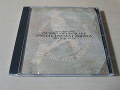 長渕剛CD「TSUYOSHI NAGABUCHI LIVE SPECIAL PRESENT EDITION」