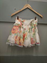 LIZ LISA☆大花柄シフォンスカート