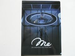 【赤西仁 JIN AKANISHI】Me DVD クリアファイル 非売品