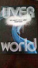 UVERworld「ARENA 37℃ FILE BOOK 2007-2011」写真集