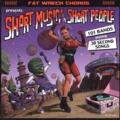 SHORT MUSIC FOR SHORT PEOPLE Hi-STANDARD/ASIAN PRIDE収録