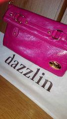 【dazzlin/ダズリン】3wayバッグ*ピンク*花柄