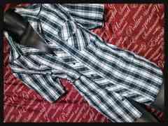 チェックシャツ 新品4L/Ac‐3072