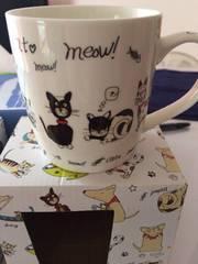 マグカップ☆猫☆新品