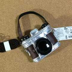 新品♪即決 Motif.カメラ型デジカメケース/定価2160円