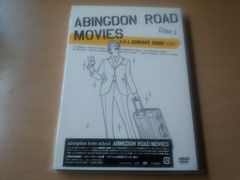 abingdon boys school DVD「ABINGDON ROAD MOVIES」西川貴教●