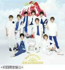 ���� Hey! Say! JUMP �^��SUNSHINE (+DVD) ��������1 �V�i