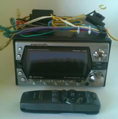 値下げ!! carrozzeria FH-P88MD CD、MD、ラジオ 中古