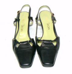 MICHEL KLEIN レディス靴 22.5 E 712937CF61-166