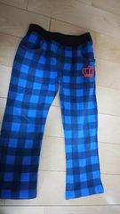 ベビードール BABYDOLL 100 青×黒 ロングパンツ