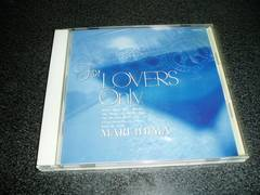 CD「飯島真理/フォーラバーズオンリー(FOR LOVERS ONLY)」90年盤