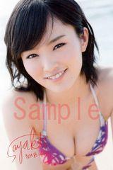 【送料無料】NMB48 山本彩 写真5枚セット<サイン入> 13