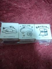 新品☆SANRIO スタンプ3個