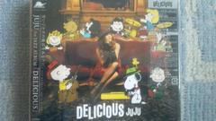 ����!��ڱ!��JUJU/DELICIOUS����������/CD+DVD�V�i���J��!