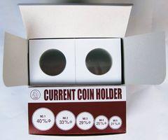 ◆カレント・ペーパーコインホルダー 50枚入り