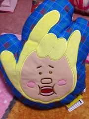 ソナーポケット★ソナポケマン チェックカラークッション【M】