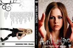 �ᑗ��������AVRIL LAVIGNE IN THEATLE 2007 �A�����������B�[��