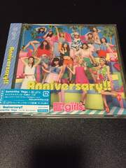 E-girls ��Anniversary�� CD�V���O����