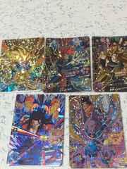 ドラゴンボール まとめ売り ドミグラ バーダック 15枚