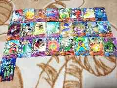 ドラゴンボールヒーローズ*第一弾25種、33枚まとめ売り
