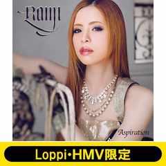 即決 RAMI Aspiration +直筆サイン入りミニ写真集 HMV限定盤
