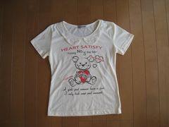 美品★半袖Tシャツ♪くま★160cm