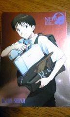エヴァンゲリヲン新劇場版:破 トレーディングカード 第2章 SPカード 118 シンジ