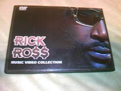 ◆RICK ROSS◆PV集◆リックロス◆2枚組◆