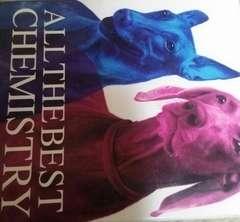 2CD+DVD CHEMISTRY ALL TIME BEST ケミストリー