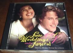 Four Wedding フォーウェディング サントラ 名盤 CD 人気盤 レア