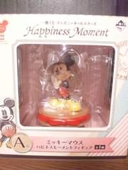一番くじ ディズニー ハピネスモーメント A賞 ミッキーマウス