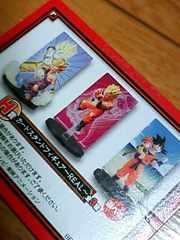 H賞カードスタンドフィギュアREAL全3種一番くじドラゴンボールワールド福袋