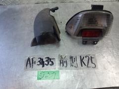 AF 34 35 ���C�u�f�B�I Dio ZX �N���A�e�[�������t�F���_�[