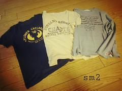 sm2 Tシャツ3枚set