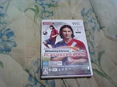 【Wii】ウイニングイレブンプレーメーカー2009