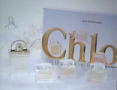 新品 送料込み Chloe 香水ミニセット フランス製