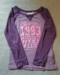 H&MロングTシャツ