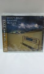 新品DON'T TRUST ANYONE BUT US[CDアルバム]ELLEGARDEN