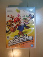 即決最安値Wiiスーパーマリオスポーツミックス動作確認済