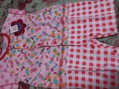 ☆ミニーの半袖カバーオール☆70�p